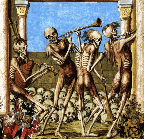 Image result for totentanz