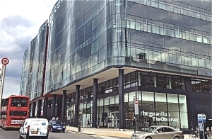 Guardian HQ, King's Cross -- photograph: vice.com