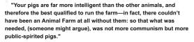 Animal Farm- TS Eliot