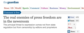 CENSORS in THE PRESS