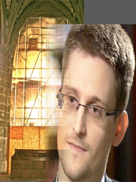 '… the Snowden brand - with hints of baby Jesus - and the Guardian  brand - as something like God the father and protector …': GQ , June 2014  - postgutenberg[at]gmail.com