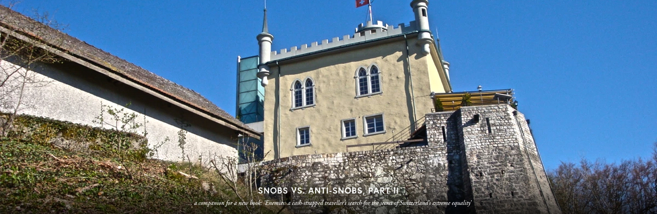 'Snobs vs. Anti-Snobs Part II', a political protest in architecture in a photo-narrative at Exposure.co