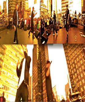 Jay Z and Eminem perform 'Renegade' in New York -- adapted screenshots: postgutenberg[ at ] gmail.com