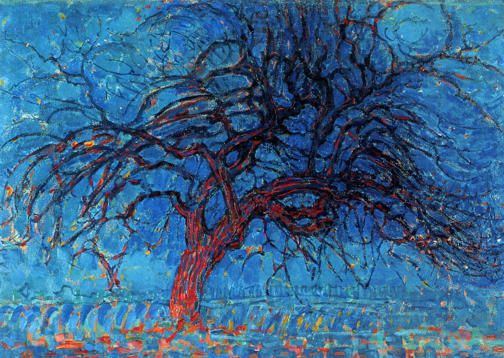 Universities Australia Wiki Mondrian Red Tree Wiki Img