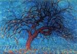 mondrian red tree wiki IMG_6616