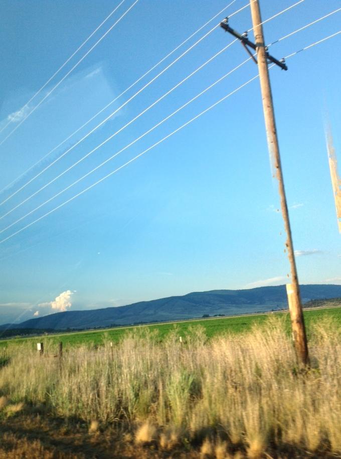 cloudwatching, tall Highway 139 poatgutenberg@gmail.com