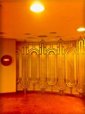 ' decorative grille, Frank Lloyd Wright, Marin superior court postgutenberg@gmail.com